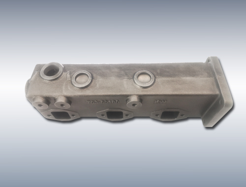 Water-Cooled Exhaust Manifold