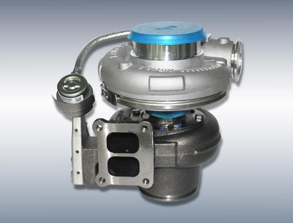 Wastegate Turbocharger