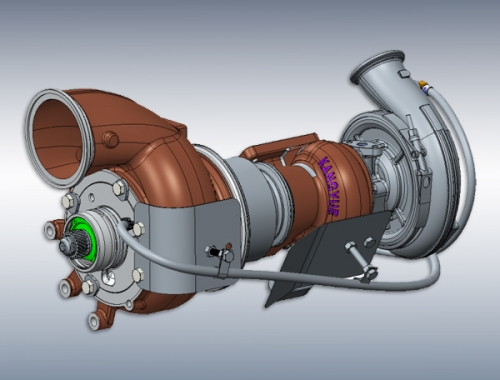 Complex Turbocharger System